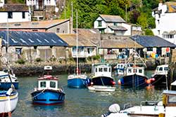 Polperro Harbour