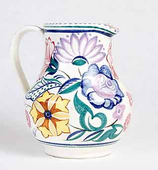 Traditional Poole jug