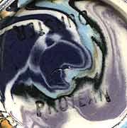 Protean agate dish (mark)