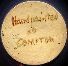 Blue Compton Jug (mark)