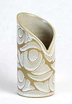 Poole Sienna vase