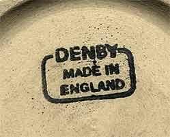 Denby Jug (mark)