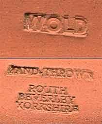 Wold bull dish (mark)