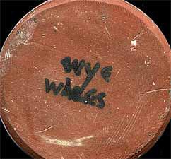 Wye vase (mark)