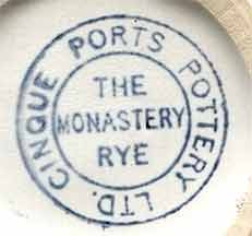 Cinque Ports jug (mark)