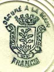 Longwy plate (mark)