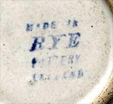 Rye dish (mark)