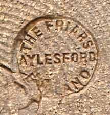 Aylesford goblet (mark)