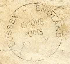 Cinque Ports bowl (mark)