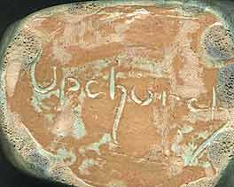 Upchurch candle holder (mark)