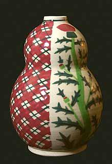 Thistle vase