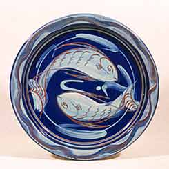 Penny Simpson fish plate