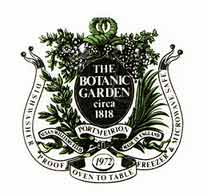 Botanic Garden dish (mark)