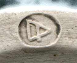 Dart mug (mark)