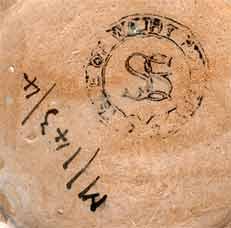 Saunders dish (mark)