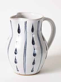 Mommens Jug with droplet design