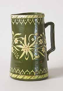 Green Thoune jug