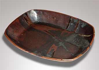 Large rectangular Pearson dish
