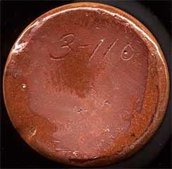 Crown Dorset pot (mark)