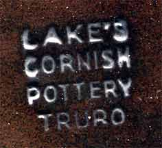 Lake's pot (mark)