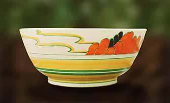 Bizarre Bowl (different angle)