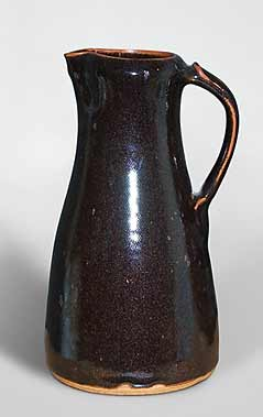 Peter Swanson tenmoku jug