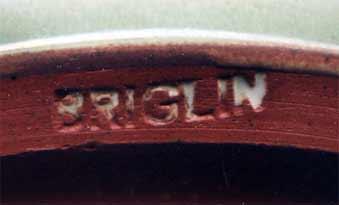 Briglin apple jug (mark)
