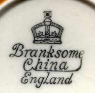 Branksome Graceline (mark)