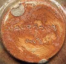 Claverdon bowls (mark)