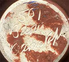 Brannam motto jug (mark)