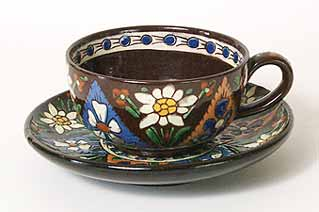 Thoune cup and saucer