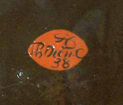 Thoune plate (mark)