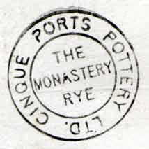 Cinque Ports boot (mark)