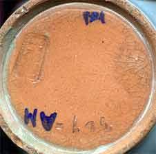 Poole jug (mark)