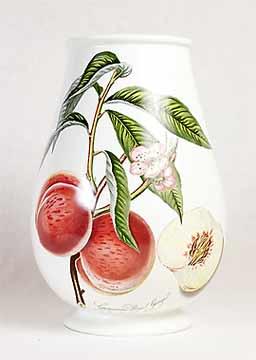 Large Portmeirion Pomona vase