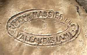 Jérôme Massier bowl (mark)