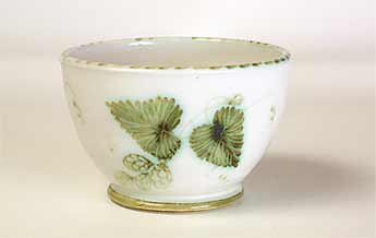 Rye bowl, hop design