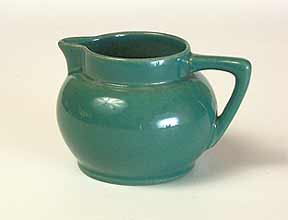 Green Ashtead jug