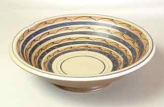 Poole Freeform bowl