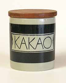 Swedish Kakao jar