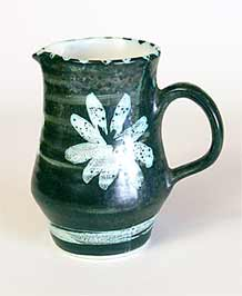 Floral Sharp jug