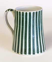 Striped Rye mug