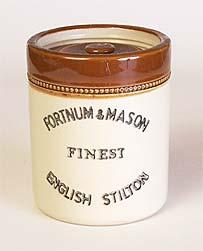 Doulton cheese jar