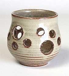 Modern Poole pot