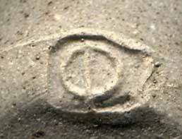 Colin Pearson eggcups (mark)