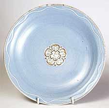 Blue Wold dish
