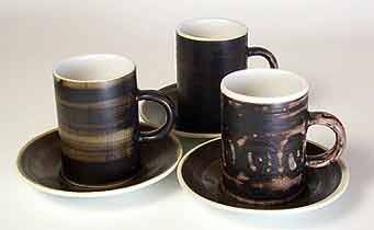 Cinque Ports cups and saucers