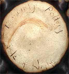 Bembridge ashtray (mark)