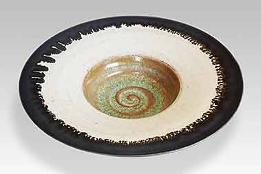 Peter Wills Stoneware Platter