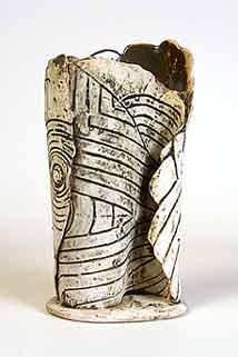 Modern Rooke vase